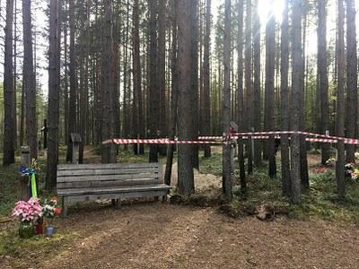 Памятники российским немцам
