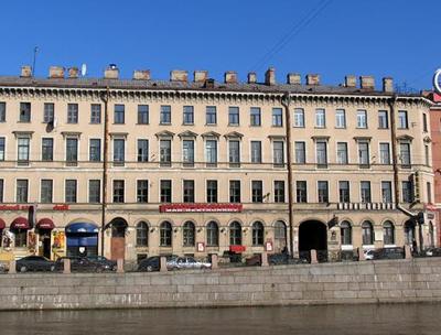 современный вид здания гимназии