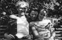 Семья Галины Стожаровой-Вайнман
