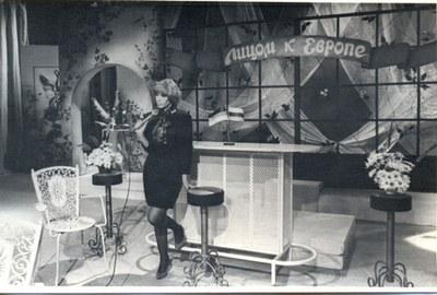 Светлана Кульчицкая 1991