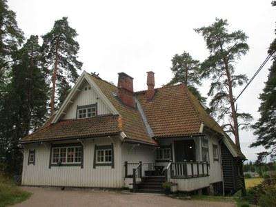Дом Сибелиуса