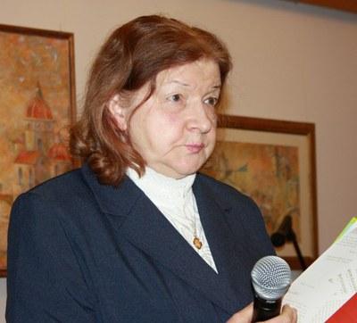 Наталья Салнис