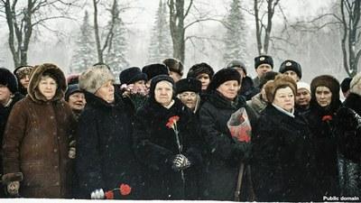 900 дней. Миф и реальность блокады Ленинграда