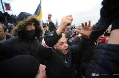 «Русский марш» в Москве. В ожидании «Армагеддона»
