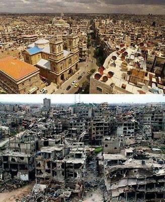 Алеппо: отличить правду от лжи