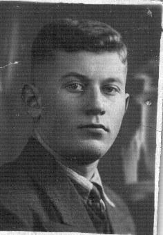 Дмитрий Вяльцев, племянник Анастасии Вяльцевой, чемпион Ленинграда по боксу 1930-х гг.