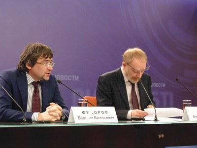 Исследователи общественного мнения и рынка – единым фронтом – поддерживают Левада-центр