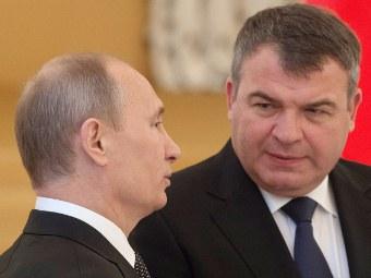 Мошенничество в «Оборонсервисе и «дача Сердюкова»