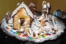 Начинка для новогоднего пирога