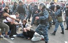 Не «массовые беспорядки», а провокация полиции