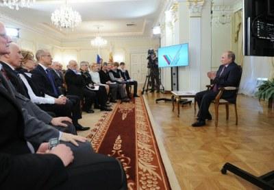 Путин и социология
