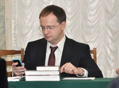 Речевой автопортрет министра культуры