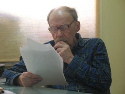 Старейшина, координатор, творец, летописец