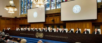 Суд в Гааге: Украина против России