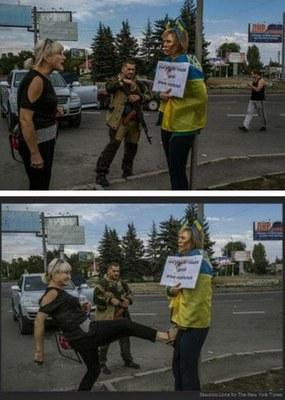 «ДНР» и «ЛНР» - это вовсе не Донбасс!