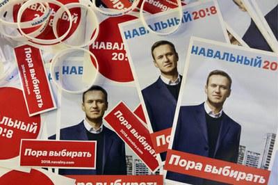 Алексей Навальный «вышел за флажки»