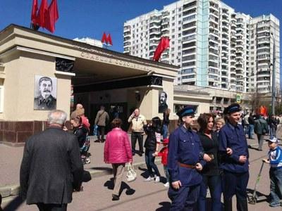 Если бы не Сталин, у нас бы, небось, до сих пор метро не было!..
