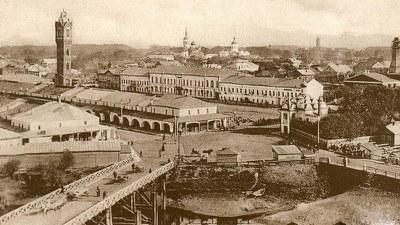 Город, откуда, по словам акад. Д.С. Лихачева, вся Русь видна