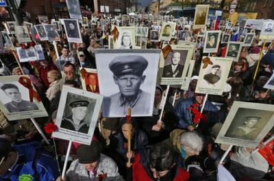 Хватит ли нравственного чувства народа, чтобы сохранить День Победы?