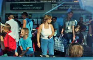 Из «ДНР» в Якутию, чартерным рейсом
