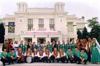 Крымскотатарский ансамбль песни и танца в Крыму нежелателен?!