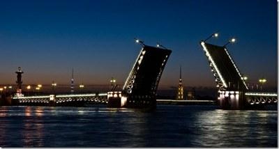 «Мосты повисли над водами…»