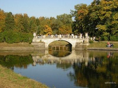 Парки Царского села и Павловска – в опасности