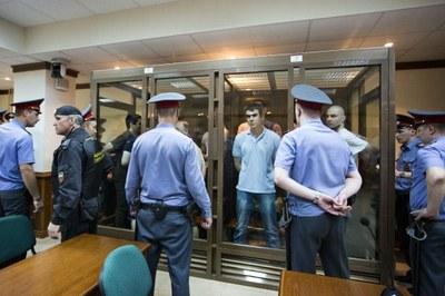 Процесс по делу узников Болотной – позорище российского правосудия