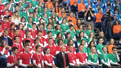 Путин – наставник молодежи