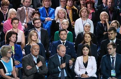 Путин и медицина: «Ох, спасибо, отец родной!»