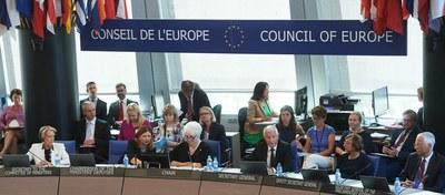 Решение Совета Европы по поводу Крыма