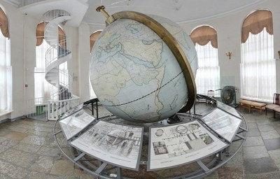 Сокровища Петербургской кунсткамеры