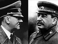 Сталин и Гитлер: заклятые друзья