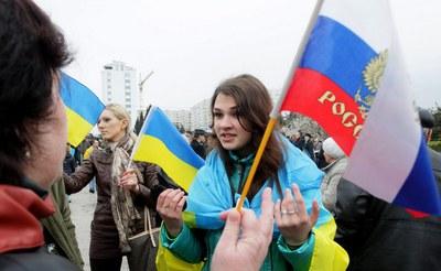 Украина и Россия. Время лечит?!