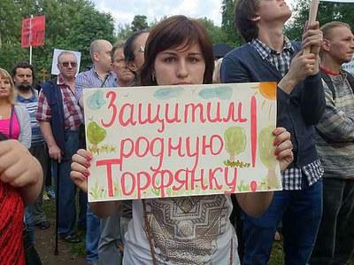 В противостояние гражданских активистов и православных боевиков включился Следственный комитет. И вот как…
