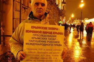 В защиту крымских татар – гонимых сегодня как вчера