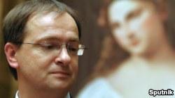 Владимир Мединский как символ государственной лжи