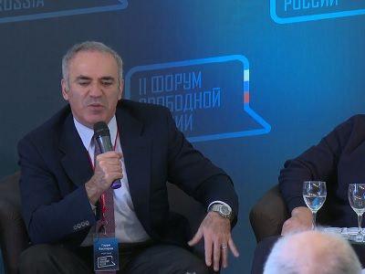 Второй Форум свободной России