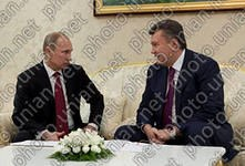 Янукович и Путин: политологические гипотезы