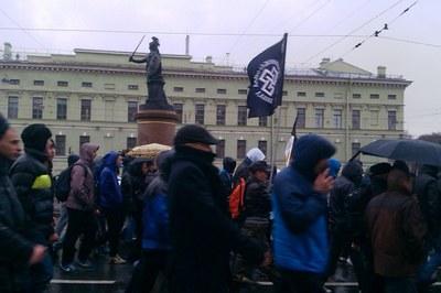 Является ли Петербург «столицей» русского национализма?