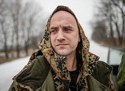 Замполит батальона «армии ДНР» Захар Прилепин