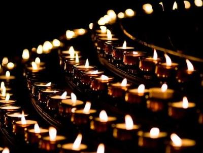 334 свечи