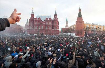 Буржуазно-демократическая революция в России 1989-1993 (обсуждение книги)