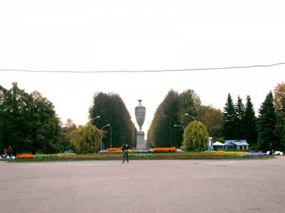 «День знаний» в Приморском парке Победы