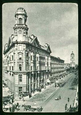 Градозащитный вечер, посвященный петербургскому архитектору Лишневскому (1888-1942)