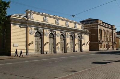 Международный книжный салон в Михайловском манеже