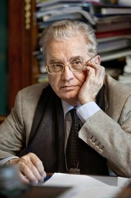 Михаил Пиотровский в ЕУСПб