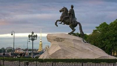 Общественная петиция за отставку губернатора СПб
