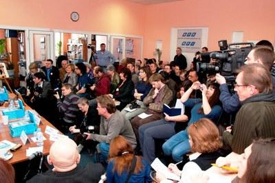 «Освещение многообразия общества»- очередной семинар Института региональной прессы в СПб
