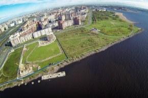 Парк им. 300-летия Петербурга подлежит дальнейшему благоустройству, а не застройке